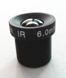 6mm F2.0 M12 Mount CCTV lens IR board lens