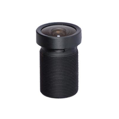 2.2mm  m12 mount wide angle lens for Automobile data recorder