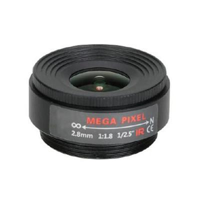 2.8mm F1.8 3Megapixel CS-mount CCTV Lens Fixed Focal IR Lens