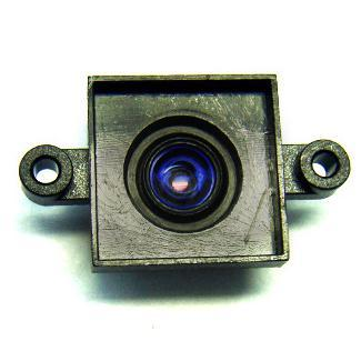 3.6mm Megapixel M8*0.5 mount non-distortion lens