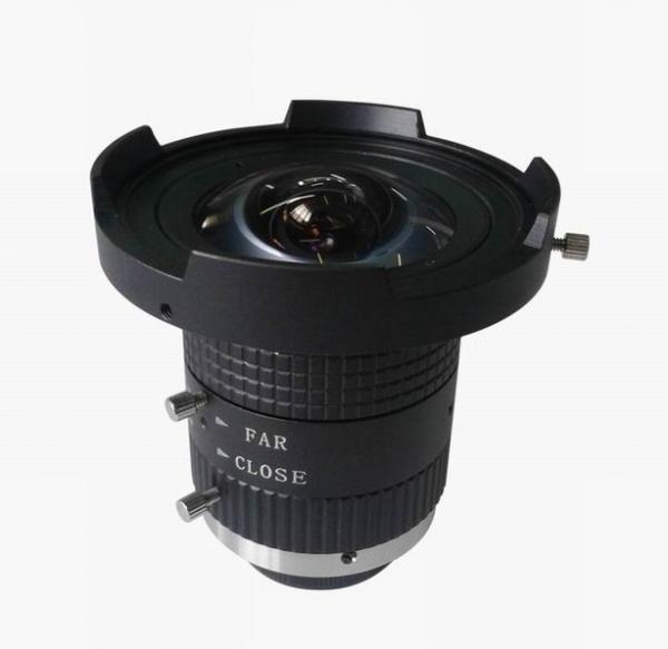 4mm 5Megapixel C-Mount 152degrees F1.4~22 Manual IRIS Fisheye Lens