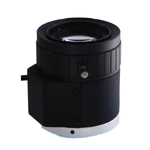 50mm F2.3 5Megapixel DC Auto IRIS C-mount Lens for Traffic Monitoring