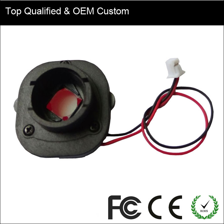 ir cut filter with auto switch m12 plastic cement Lens Base