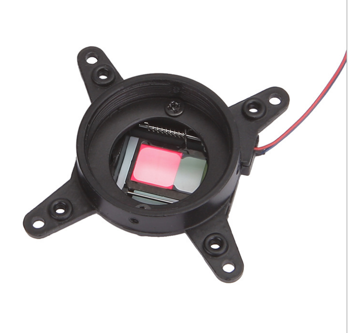 IR cut filter switch for CS mount cctv lens 20/22 hole space