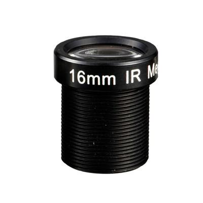 16mm Megapixel M12*0.5 Mount Board Lens Fixed-Focal Lens IR Mega