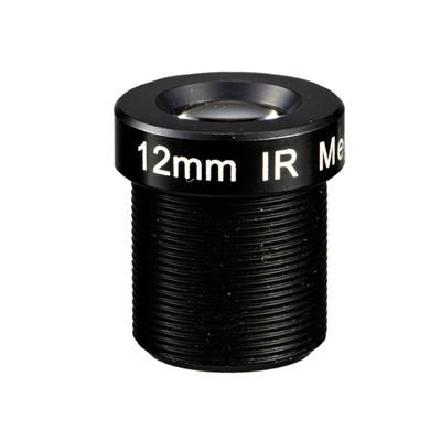 12mm Megapixel M12*0.5 Mount Board Lens Fixed-Focal Lens IR Mega