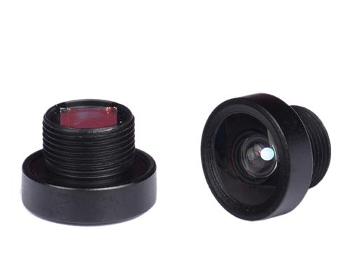 2.2mm Megapixel F2.0 M8*0.5P mount low-distortion cctv lens