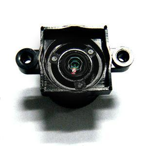 3.95mm Megapixel F2.6 M12x0.5 mount non-distortion cctv lens