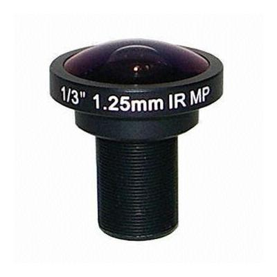 1.25mm Megapixel M12X0.5 mount 185degrees Fisheye Lens panoramic lens