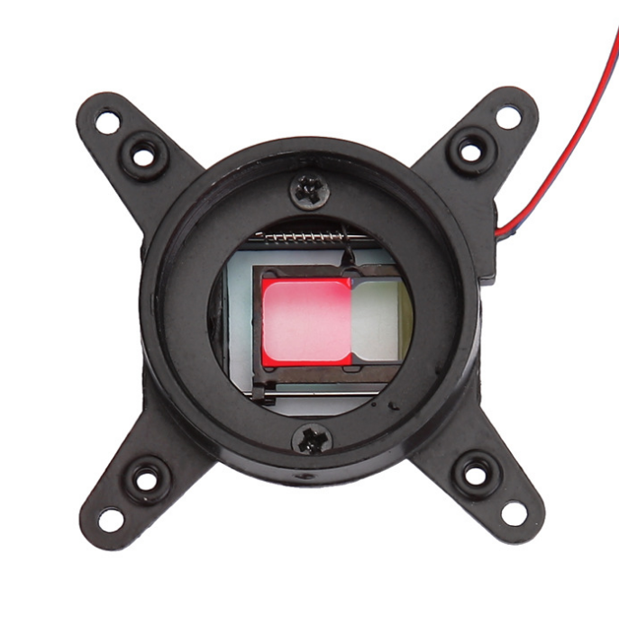 IR cut filter switch for CS mount cctv lens